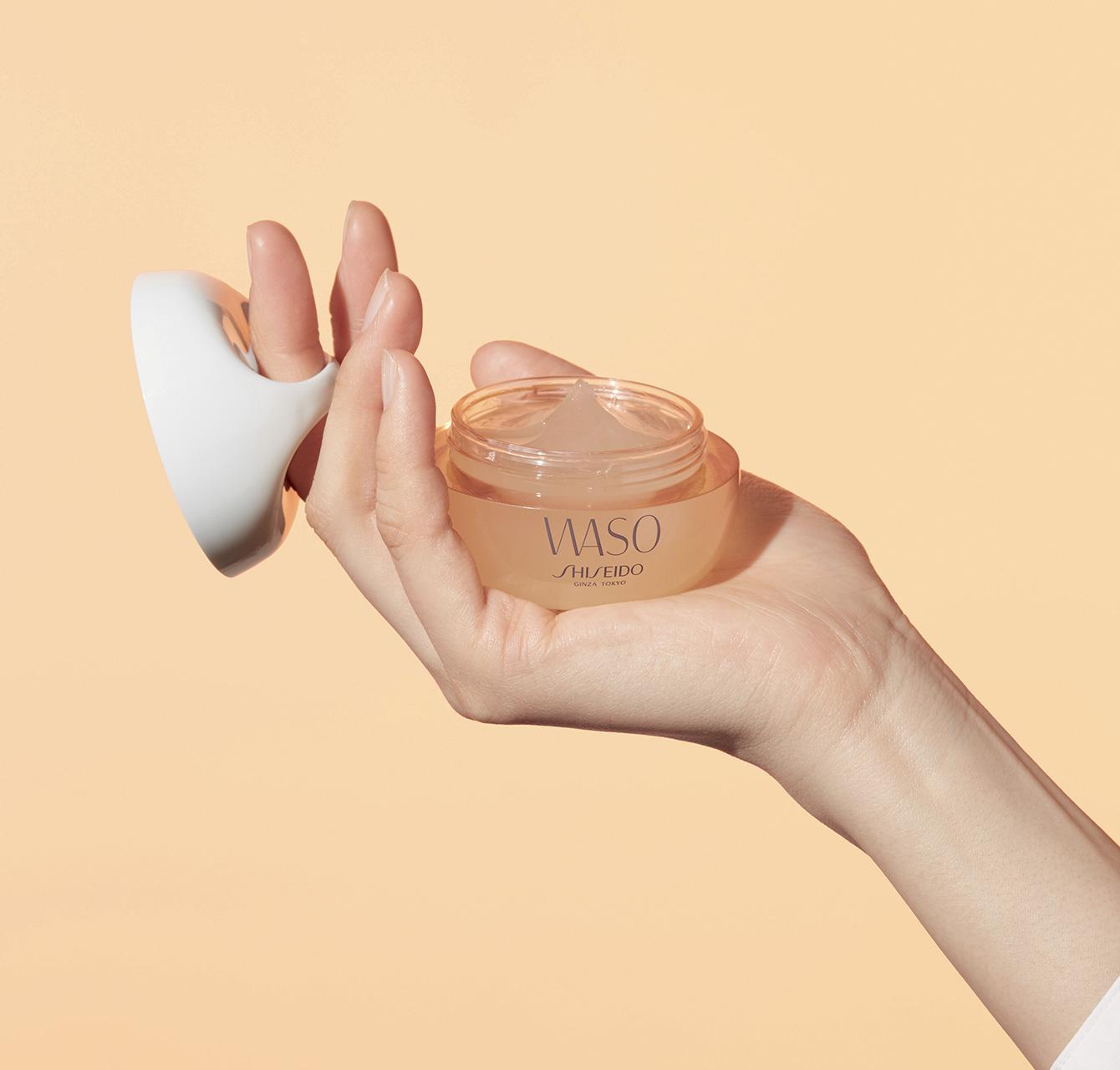 Shiseido – Waso